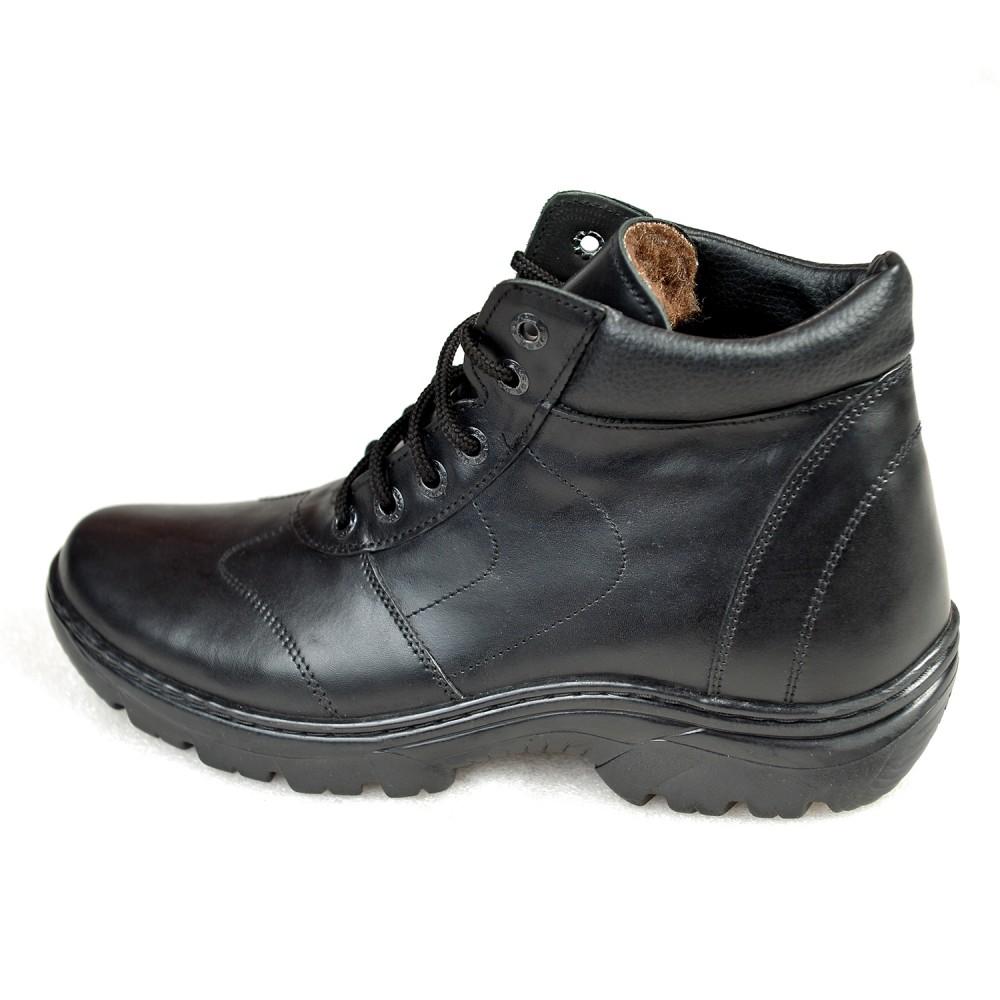 Ботинки зимние Краст